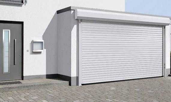 Puertas de garaje enrollables chipdigitalsl for Puertas automaticas garaje