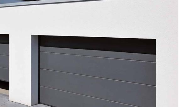 Seccionales de acero chipdigital puertas automaticas - Mandos puerta garaje ...