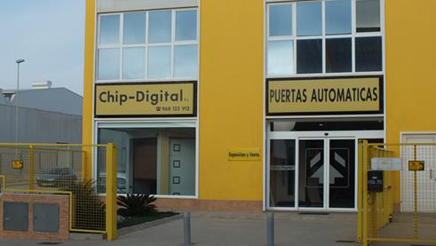 Puertas automaticas en cartagena chip digital - Puertas automaticas en murcia ...