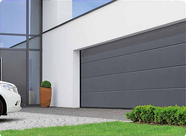 Puertas automaticas cancelas puertas de garaje for Puertas de garaje precios
