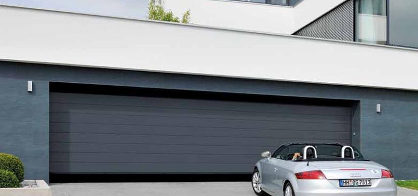 10 tips para elegir las puertas seccionales de garaje for Puertas de cochera automaticas